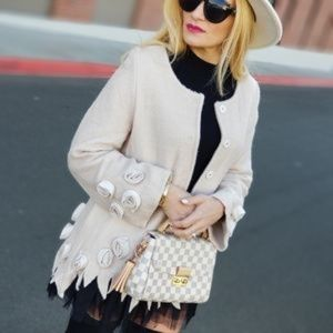 CHIC DOLLZ JACKET with Tulle